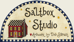 Saltbox Studio — Artwork by Deb Strain