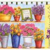 "#204pc – ""Flower Market"" Postcard"