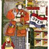 "#560pc – ""Country Store"" Postcard"