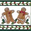 "#710H – ""Gingerbread"" Hang Tag"